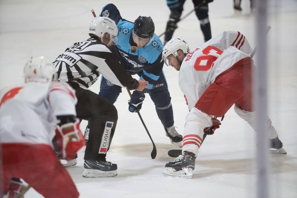 jokerit-sibir jääkiekko-ottelu