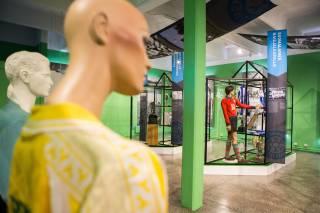 Jalkapallomuseo Valkeakoskella