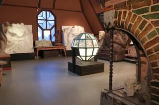 Emil Wikströmin ateljee Visavuoressa