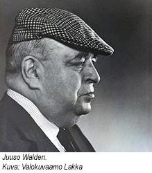 Juuso Walden