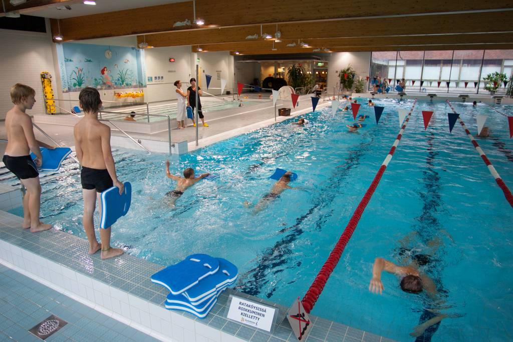 Uimahalli Valkeakoski