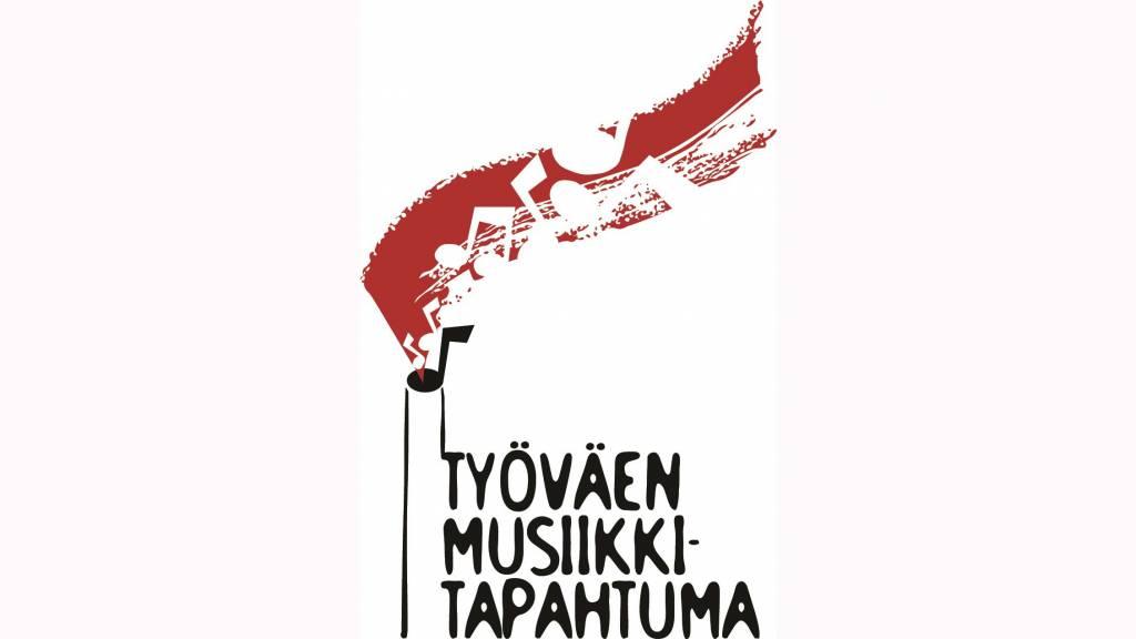 Työväen Musiikkitapahtuman logo