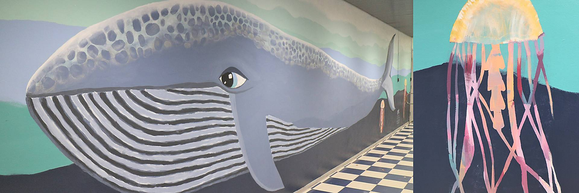 Valasaiheinen muraali