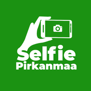 Selfie pirkanmaa -kampanjan logo.