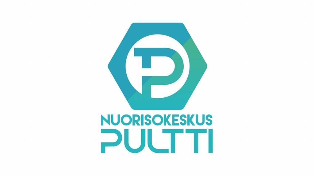Nuorisokeskus Pultin logo.