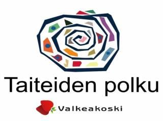 Taiteiden polku logo.