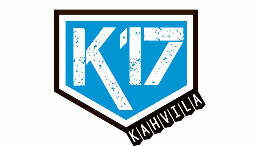 Nuorisotoimen K17-kahvilan logo.