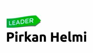Leader Pirkan Helmi logo.