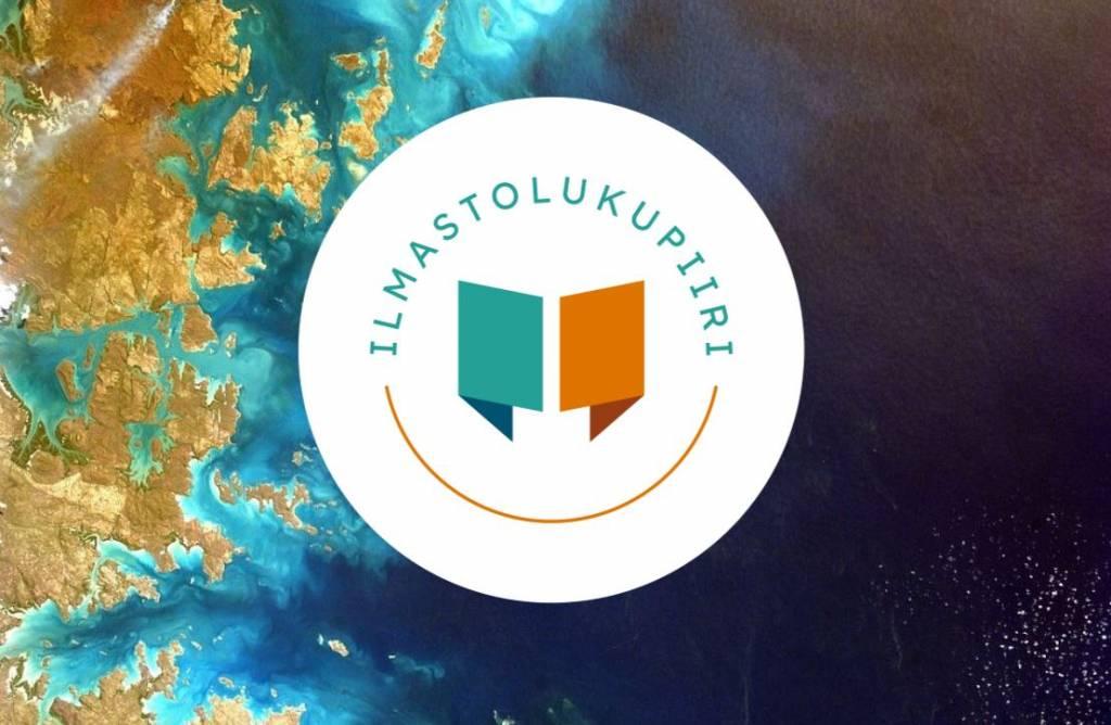 Ilmastolukupiirin logo.
