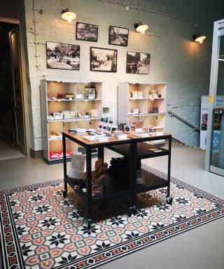Myllysaaren museokauppa