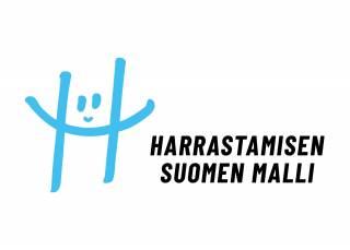 Harrastamisen Suomen malli valtakunnallinen logo