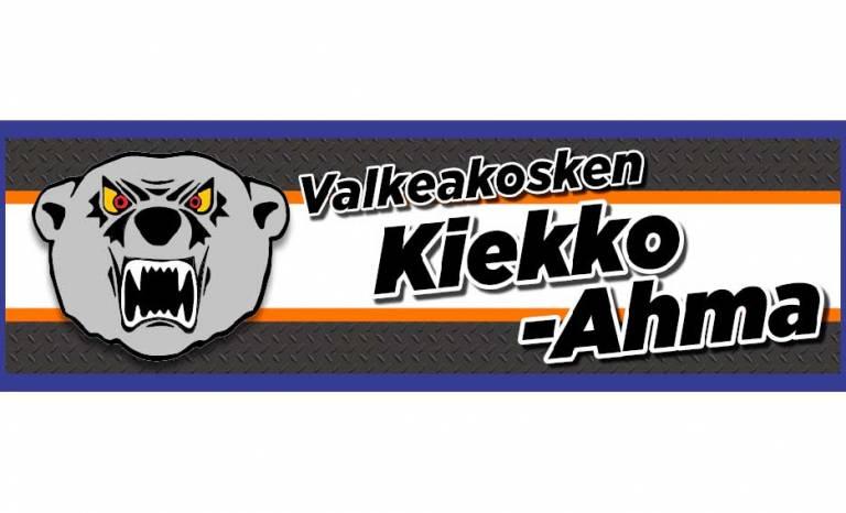Valkeakosken Kiekko-Ahman logo.