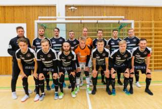 Futsal Mad Maxin miesten joukkue.